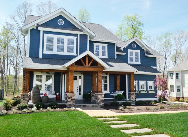 5 Most Popular Exterior Paint Colors Jayhawk Painting